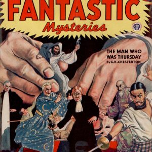 Famous Fantastic Mysteries Magazine 6 (March 1944)