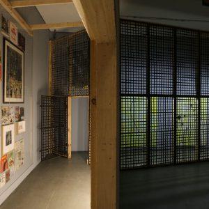 Installation shot: Wonderwall