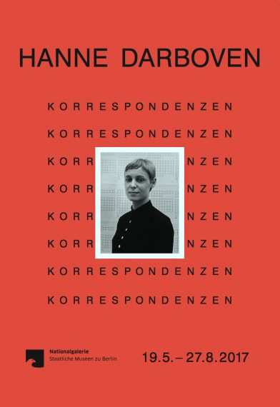 Hanne Darboven. Korrespondenzen