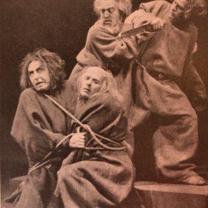 Barlachs Drama Die Sündflut im Stadt- theater Köln, 1927