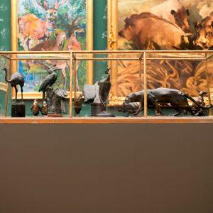 Albertinum: Wild Animal Salon