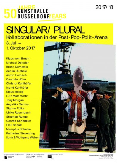 Singular / Plural. Collaborations in the Post-Pop-Polit-Arena